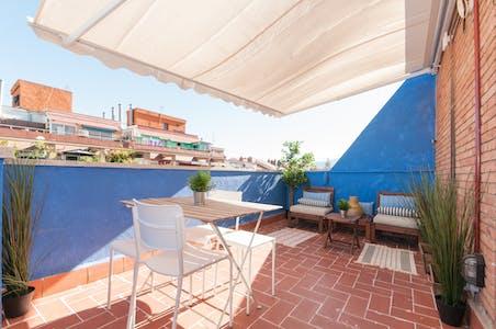 Apartamento de alquiler desde 23 jun. 2018 (Carrer de Joan Torras, Barcelona)