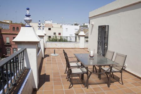 Kamer te huur vanaf 18 aug. 2018 (Calle Santa Elena, Sevilla)