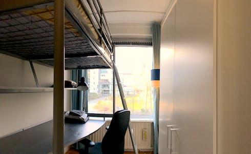 Kamer te huur vanaf 01 aug. 2019 (De Lairesselaan, Rotterdam)