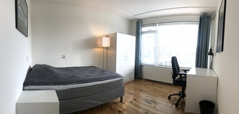 Habitación de alquiler desde 01 ago. 2018 (De Lairesselaan, Rotterdam)