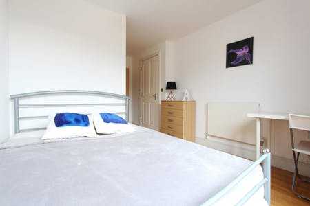 Room for rent from 19 Sep 2018 (Copenhagen Place, London)