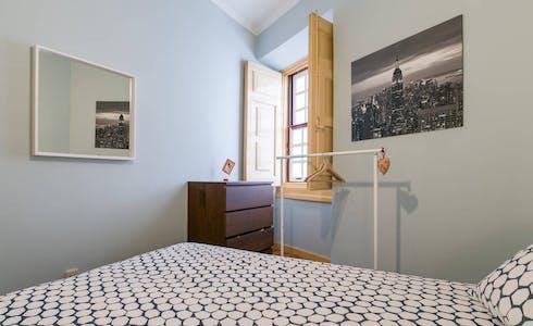 Apartment for rent from 01 Sep 2018 (Rua do Merca-Tudo, Lisbon)