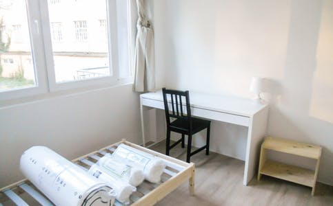 Private room for rent from 16 Feb 2019 (Ifflandstraße, Hamburg)