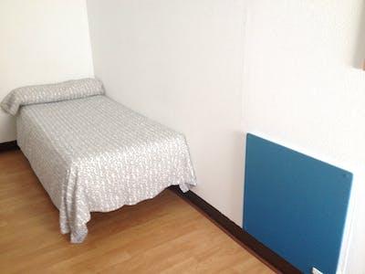 Quarto privado para alugar desde 01 Jul 2020 (Gran Vía, Madrid)