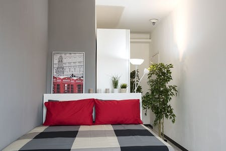 Room for rent from 21 Jun 2018 (Via Carlo Marx, Milano)
