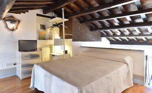 Apartment for rent from 01 Jun 2018 (Via de' Ciancaleoni, Roma)