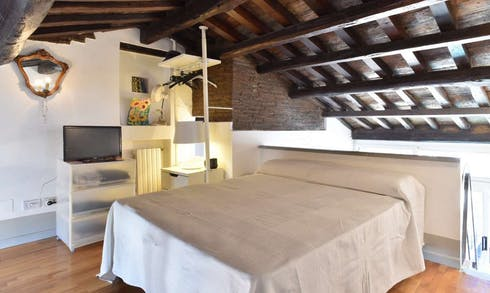 Apartment for rent from 26 Jun 2019 (Via de' Ciancaleoni, Roma)