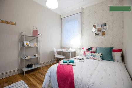 单人间租从01 12月 2019 (Madariaga Etorbidea, Bilbao)