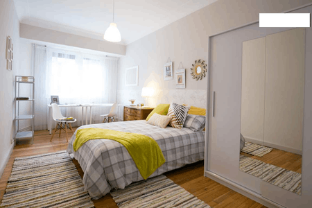 Room for rent from 01 Jul 2019 (Madariaga Etorbidea, Bilbao)