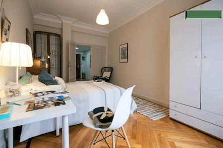 单人间租从01 7月 2019 (Madariaga Etorbidea, Bilbao)