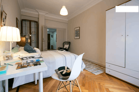 Room for rent from 01 Jan 2019 (Madariaga Etorbidea, Bilbao)