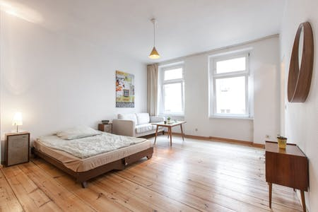 Appartement te huur vanaf 17 Jun 2019 (Böckhstraße, Berlin)
