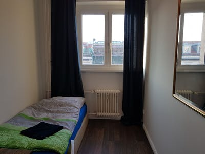 Private room for rent from 01 Feb 2020 (Hauptstraße, Berlin)