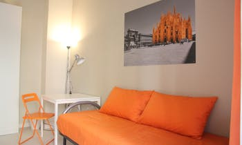Room for rent from 01 Oct 2018 (Via dei Biancospini, Milano)