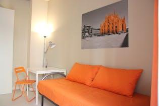 Quarto privado para alugar desde 16 fev 2019 (Via dei Biancospini, Milano)