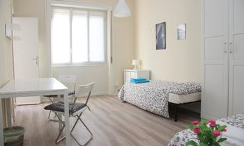 Room for rent from 19 Jul 2018 (Via Vespri Siciliani, Milano)