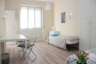 Quarto privado para alugar desde 01 jul 2019 (Via Vespri Siciliani, Milano)