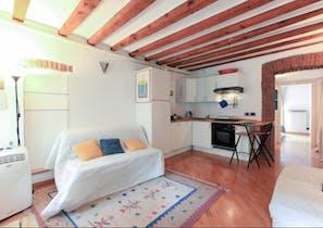 Apartment for rent from 24 Dec 2018 (Via Vigevano, Milano)
