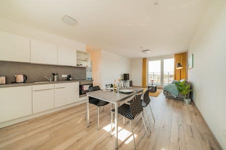 Apartment for rent from 22 Nov 2019 (Kaisermühlenstraße, Vienna)
