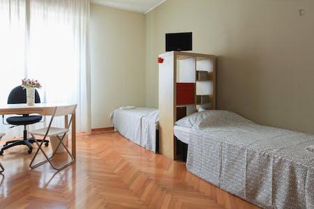 Habitación privada de alquiler desde 18 Jul 2019 (Via Stendhal, Milano)