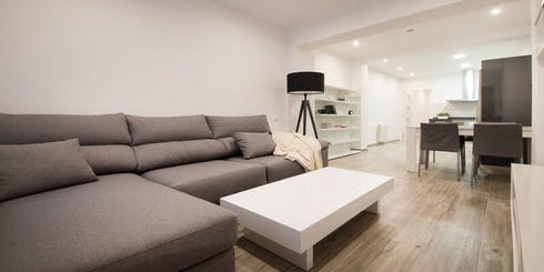 Apartment for rent from 01 Sep 2019 (Carrer de Berna, Barcelona)