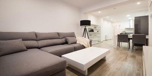 Wohnung zur Miete von 01 Aug. 2019 (Carrer de Berna, Barcelona)