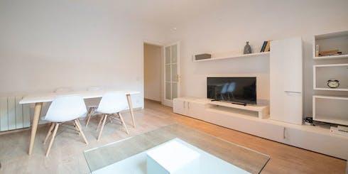 Apartamento de alquiler desde 01 Aug 2019 (Carrer de Berna, Barcelona)