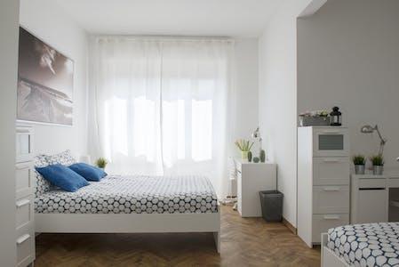 Zimmer zur Miete von 01 Aug. 2019 (Via Giuseppe Bruschetti, Milano)