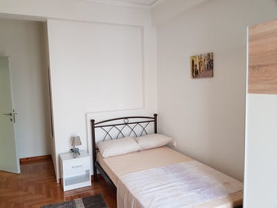 Private room for rent from 01 Jul 2019 (Trias, Athens)