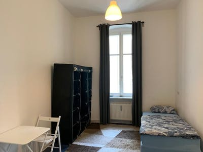 单人间租从01 6月 2020 (Wilmersdorfer Straße, Berlin)