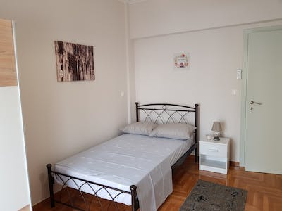 Private room for rent from 01 Jul 2020 (Trias, Athens)