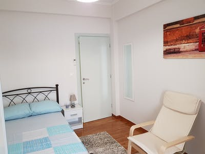 Private room for rent from 01 Feb 2020 (Trias, Athens)