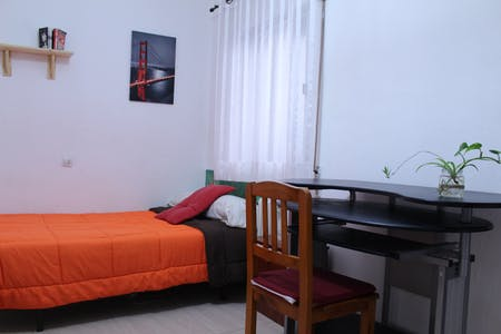 Private room for rent from 01 Feb 2019 (Calle Recogidas, Granada)