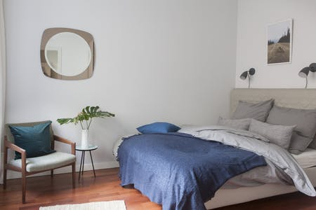 Apartment for rent from 18 Nov 2018 (Chausseestraße, Berlin)