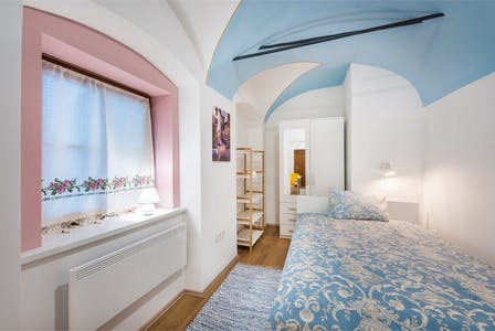 Apartamento de alquiler desde 01 sep. 2018 (Križevniška ulica, Ljubljana)