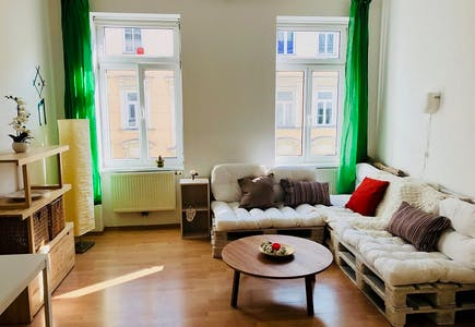 Apartment for rent from 11 Oct 2019 (Wällischgasse, Vienna)