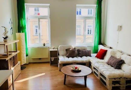Apartment for rent from 12 Oct 2020 (Wällischgasse, Vienna)