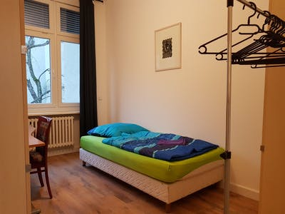 Stanza privata in affitto a partire dal 16 Nov 2019 (Alt-Moabit, Berlin)
