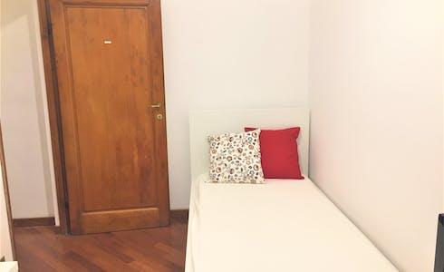 Chambre à partir du 01 août 2018 (Viale dei Mille, Florence)