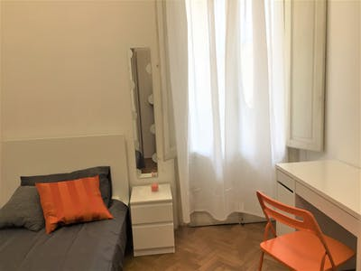 Private room for rent from 01 Feb 2020 (Via Raffaello Lambruschini, Florence)