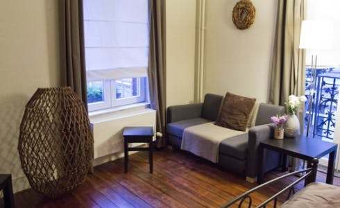 Apartment for rent from 01 Aug 2018 (Koopliedenstraat, Brussels)