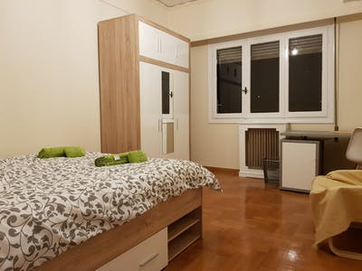Private room for rent from 01 Jul 2020 (Leoforos Alexandras, Athens)