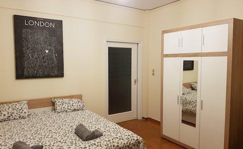 Zimmer zur Miete von 01 Juli 2018 (Leoforos Alexandras, Athens)