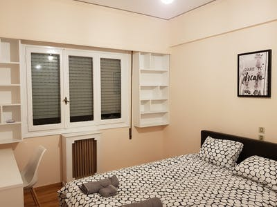 Private room for rent from 01 Jul 2019 (Leoforos Alexandras, Athens)
