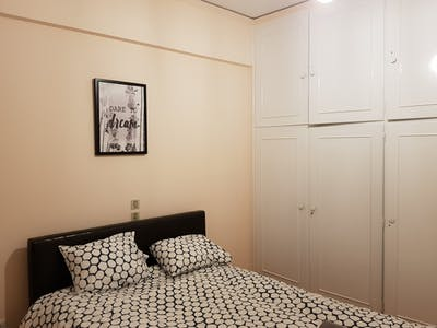 Chambre à partir du 18 juil. 2018 (Leoforos Alexandras, Athens)