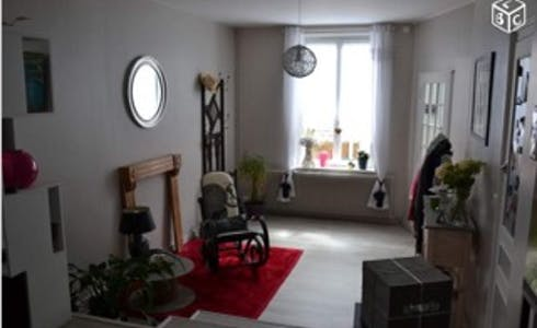 House for rent from 16 Apr 2018 (Cours Théo Rue Jj Rousseau, Lille)