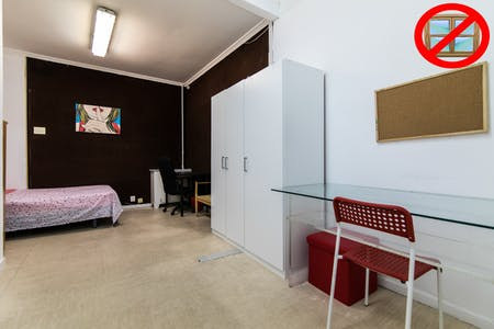 Private room for rent from 20 Jul 2019 (Calle de San Millán, Madrid)