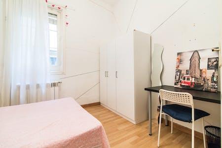 Private room for rent from 01 Aug 2019 (Calle del Conde de Romanones, Madrid)