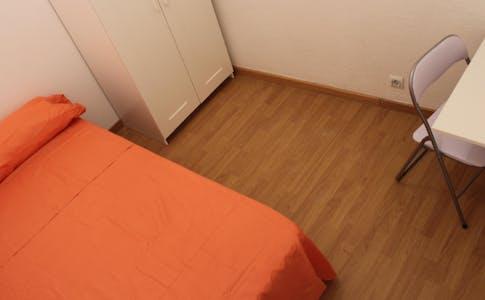 Private room for rent from 29 Feb 2020 (Calle del Conde de Romanones, Madrid)