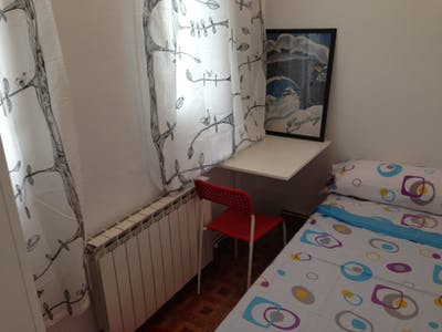 Private room for rent from 01 Feb 2020 (Calle Jardines, Madrid)